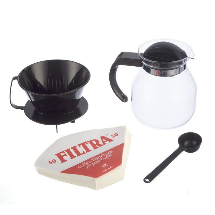 Continental Coffee Filter Set