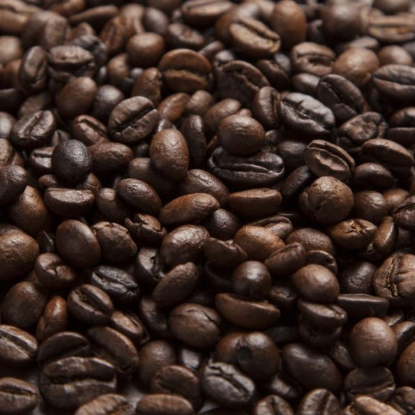Bay Bank Coffee Beans