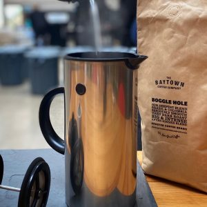 cafetiere coffee