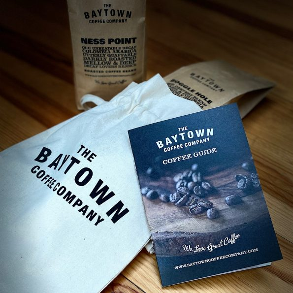 Half Caff Coffee Selection Pack